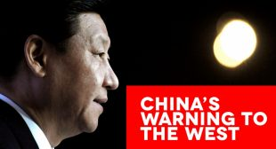 China Warns West that Sanctions on Russia Could Spiral into Chaos – U.S. & E.U. Indicate Sanctions to Begin Monday