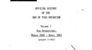 U.S. Court of Appeals Joins the CIA's Cover-Up of its Bay of Pigs Disaster