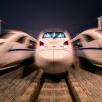 All aboard China's newest high-speed rail service