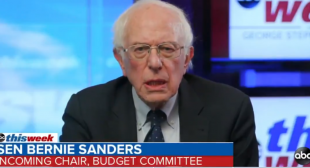 'We Have Got to Act Now': As GOP Introduces Weak Relief Bill, Sanders Says Dems Already Have Enough Votes to Pass Stronger Package