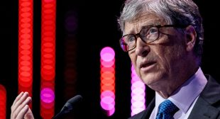 Bill Gates says no to sharing vaccine formulas with global poor to end pandemic