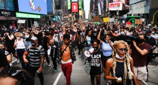 93% of Black Lives Matter Protests Have Been Peaceful, New Report Finds