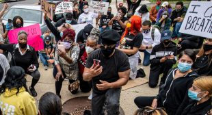 Feds Targeted BLM Activists to Foil Racial Justice Protests: Report