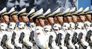Chinese military says war with US becoming practical reality