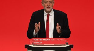 Jeremy Corbyn would be Prime Minister if this had been a general election – according to BBC projection