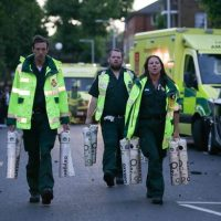 Hero ambulance workers revealed as the group hardest-hit by Tories' attack on public sector pay