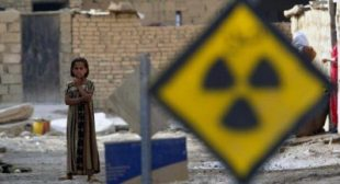 Dangerous Radioactive Contamination Found in an Iraqi Village