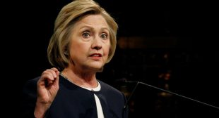 Hillary Clinton WikiLeaks Emails Reveal Campaign Dismissed Black Lives Matter Concerns With One Word: 'Yuck'