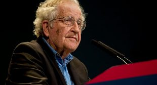 Chomsky and Prashad: There are 3 major threats to life on Earth that we must address in 2021