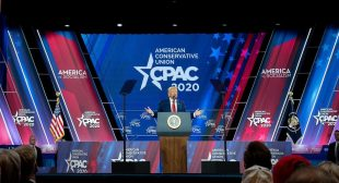 CPAC veers into neo-Nazi fantasy. as it deliberate?
