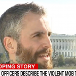 'Kill him with his own gun': These officers reveal the horror of facing the pro-Trump mob at the Capitol
