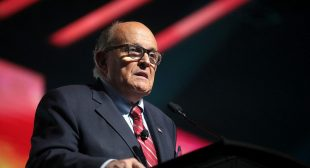New report reveals details of the federal criminal investigation of Rudy Giuliani