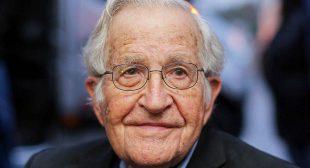 'Neoliberal proto-fascism': Noam Chomsky explains how Trumpism has made the GOP a 'white supremacist' cult