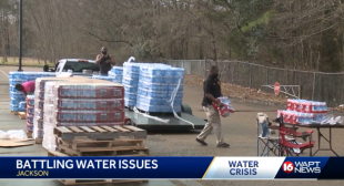 'It's Like Nobody Cares': After Two Weeks Without Running Water, Jackson, Miss. Pleads for Help