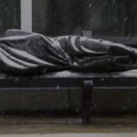 Wealthy Neighbors Call Cops On Church Statue Of Homeless Jesus