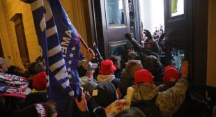 Notable Arrests After the Riot at the Capitol