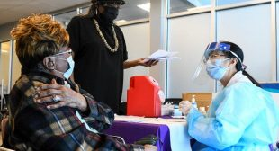 Even in Poorer Neighborhoods, the Wealthy Are Lining Up for Vaccines