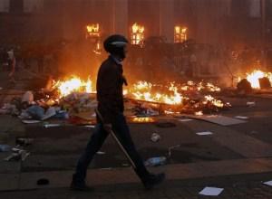 Washington Responsible for Fascist Massacre in Odessa