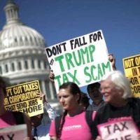 Trump Tax Reform Tilts Tax Code to Favor the Rich
