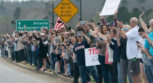 How COVID is changing Trump country