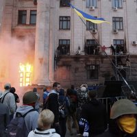 Odessa tragedy survivor: 'Many people strangled after escaping the fire'