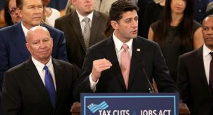 Ryan pledges 'entitlement reform' in 2018