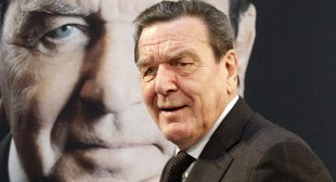 German Ex-Chancellor Schroeder: EU policy to blame for Ukraine crisis