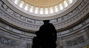 Capitol Police Officers Said They Wouldn't Be Surprised If Members Of Congress Helped Plan The Attack