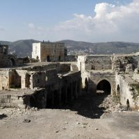 Syrian army reclaims legendary Crusader castle from rebels