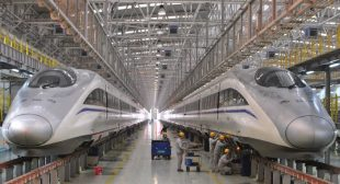 China's high-speed rail is so popular, it's hurting the domestic airline industry