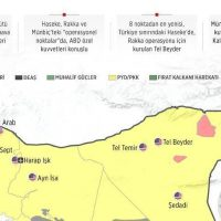 Pentagon Furious After Turkey Leaks U.S. Base Locations In Syria