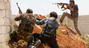 US trains Syrian rebels in Qatar to 'ambush' soldiers and 'finish off' the wounded