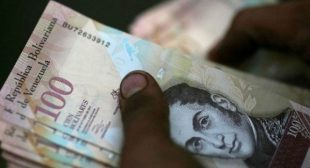 30 Tons of Venezuelan Bolivar Bills Found Hoarded in Paraguay
